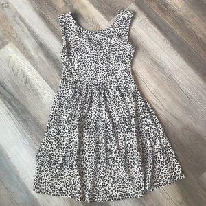 Dresses & Skirts - Cheetah Print Summer Dress